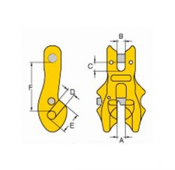 Gr8 Clevis Locking Shortening Diagram