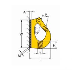 Gr8 Weld on Hook Diagram