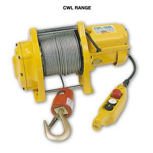 thumb Comeup Electric Winches CWL Range