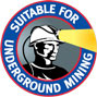 Suitable for Underground Mining