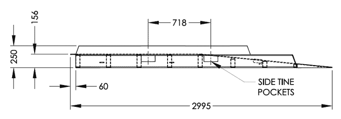 CRL8 Ramp Diagram