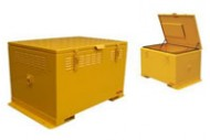 Heavy Duty Vehicle Security Box