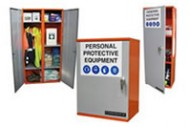 Personal Protective Equipment Storage Cabinets