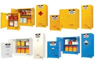 Heavy Duty Large Capacity Safety Cabinets