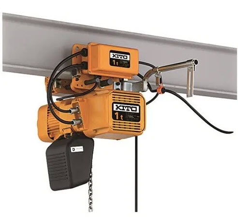 pwb anchor kito er2 electric chain hoist active lifting. Black Bedroom Furniture Sets. Home Design Ideas