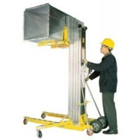 Series 2100 Contractor Lifts