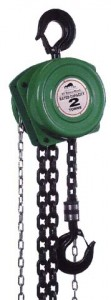 3G Industrial Chain Block - 2 tonne Capacity