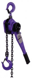 New Generation 3G Industrial Chain Lever Block - 1.5 tonne Capacity