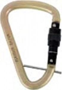 BSK0005 Steel Screwgate Karabiner