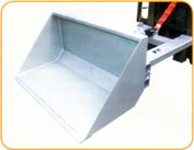 DB-H Hydraulic Dirt Bucket