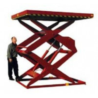 Scissor Lift Tables - Doubles