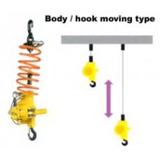 Endo Air Hoists - Wire Type