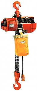 Electric Chain Hoist 0.25 to 10 tonnes