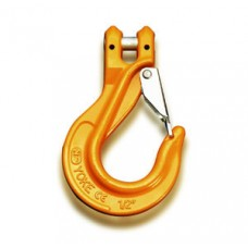 Gr8 Clevis Sling Hook with Latch
