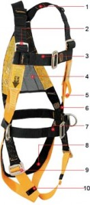 B-Safe Harness BH01121