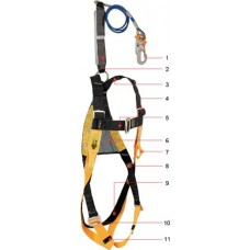 B-Safe Harness BH01132
