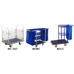 Platform Trolleys - Prestar NF-307 NFMT NFCT
