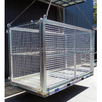 Oversized Cage SDR200