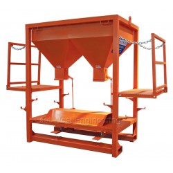 Sand Bag Filling Frame BSB02-RS