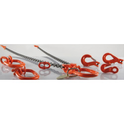 Pewag Grade 100 Chains & Fittings