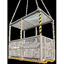 Crane Cage (6 person) WP-NC2R