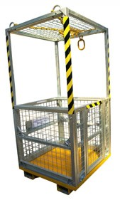WP-NCR Crane Cage