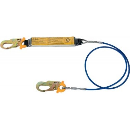 Wire Rope Lanyards - Active Lifting Equipment