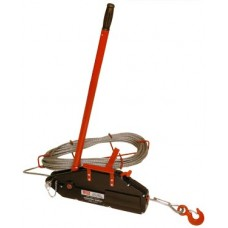 Big Haul™ Wire Rope Hoist