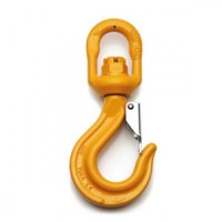 Gr8 Eye Swivel Self-Lock Hook - with ball bearing