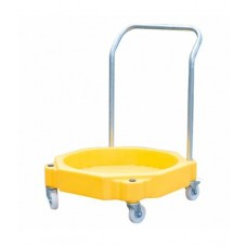 PSRDH004 Drum Dolly for 1 x 205L with Handle
