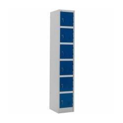 SAEL005 Atlas Premium Steel Locker - 6 door