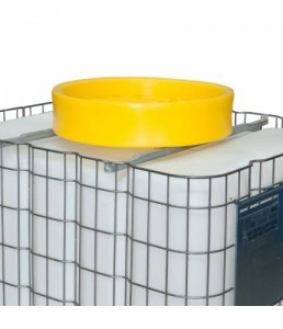 Spill Funnel with Debris Strainer for 1000L IBC SBP029