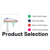 Briden Special Wire Rope Product Selection