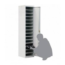 SLSL001 Single Door Locker (15 compartments)