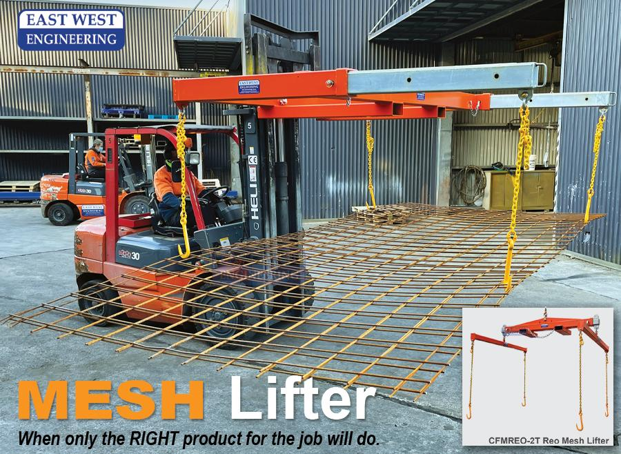 New Wire Mesh Lifters