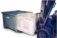 Forward Bulk Bin Tipper FBT M S