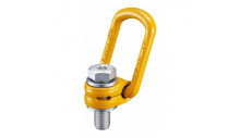 Bolt-On Lifting Points & Swivel Load Rings