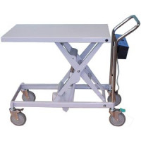 DC Powered Lifting Trolleys