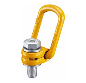 Gr8+10 Swivel Lifting Point - Elongated - Active Lifting Equipment