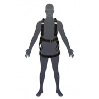 LINQ Essential Hot Works Harness with Quick Release Buckle & Kevlar Webbing