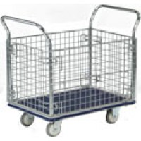 Cage Trolleys - MYSTAR