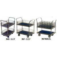 Platform Trolleys - Prestar NB-127 NF-327 NF Mail