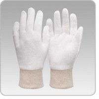 Cotton Interlock P104L, P104M Gloves