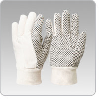 Cotton Polka Dot P131C Gloves
