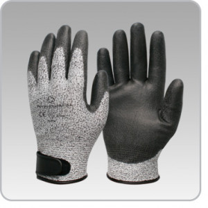 Dyneema® with PU Coating P505V Gloves