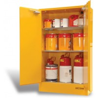 STOREMASTA Flammable Liquid Storage Cabinet SC250