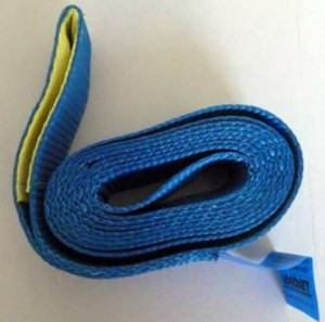 Car Carrying Strap with loop 50mm x 3mtr