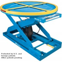 EZ Loader ® - Automatic Pallet Positioner