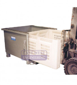 Forward Bulk Bin Tipper FBT-M