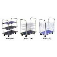 Platform Trolleys - Prestar NB-105 NB-106 NB-107